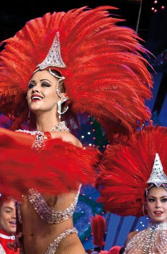 Meneuse de Revue Moulin Rouge® - S.Franzese