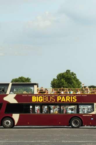 Big Bus Paris Marc Sethi