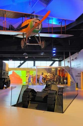 Musée de la Grande Guerre du Pays de Meaux D. Pazery