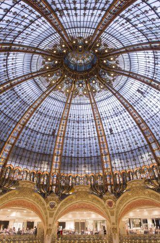 Galeries Lafeyette%252C la Coupole%252C Paris 2016 A. Clemenza%252FGaleries Lafayette