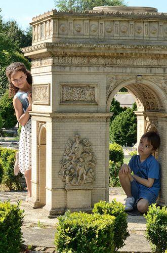 France Miniature%252C Arc de Triomphe%252C Elancourt 2016 jlbellurget