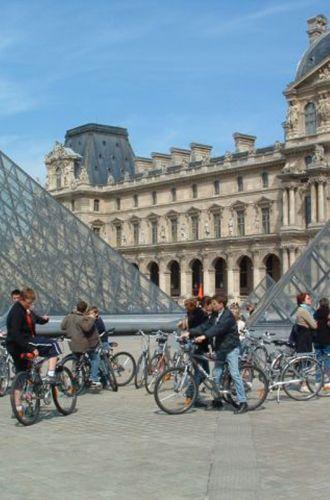 Paris à vélo c&%2523039;est sympa! circuit coeur de Paris Paris à vélo c&%2523039;est sympa!