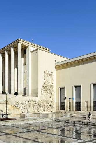 Musée d&%2523039;Art Moderne de la ville de Paris Paris Musées%252FPierre ANTOINE