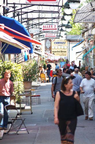 Marché Biron- Puces de Saint-Ouen Office de Tourisme de Plaine Commune Grand Paris