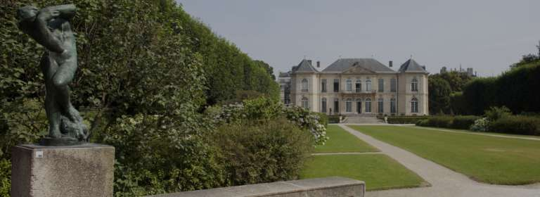 Jardin du musée Rodin musée Rodin (photo Alexis Berg)