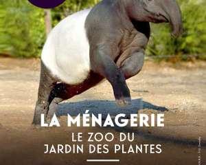 MENAGERIE DU JARDIN DES PLANTE