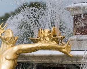 Versailles Grandes eaux musica