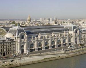 Façade musée d'Orsay, Paris 2007 Musée d'Orsay / Patrice Schmidt