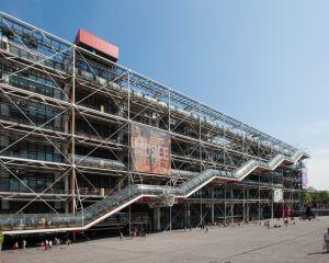 Centre national d'art et de culture Georges-Pompidou, Paris 2013 G.Targat / CRT Paris Ile-de-France