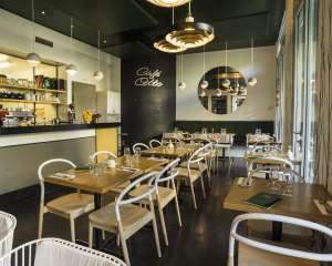 Bal Café Otto salle intérieur Matthieu Samadet
