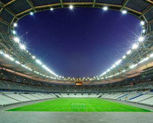 Visite du Stade de France à Saint-Denis 93 Consortium Stade de Frrance