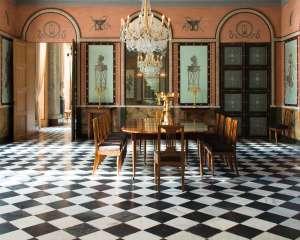 La salle à manger du musée national du château de Malmaison, Rueil-Malmaison Aurore Markowski