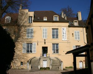 Karl DAUBIGNY, Péniches sur l'Oise Musée Daubigny