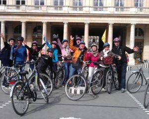 Palais Royal Paris Bike Tour droits réservés
