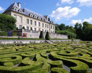 Château Auvers Extérieur G. FEY