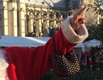 Marché de Noël, Notre-Dame Rachel Hardouin