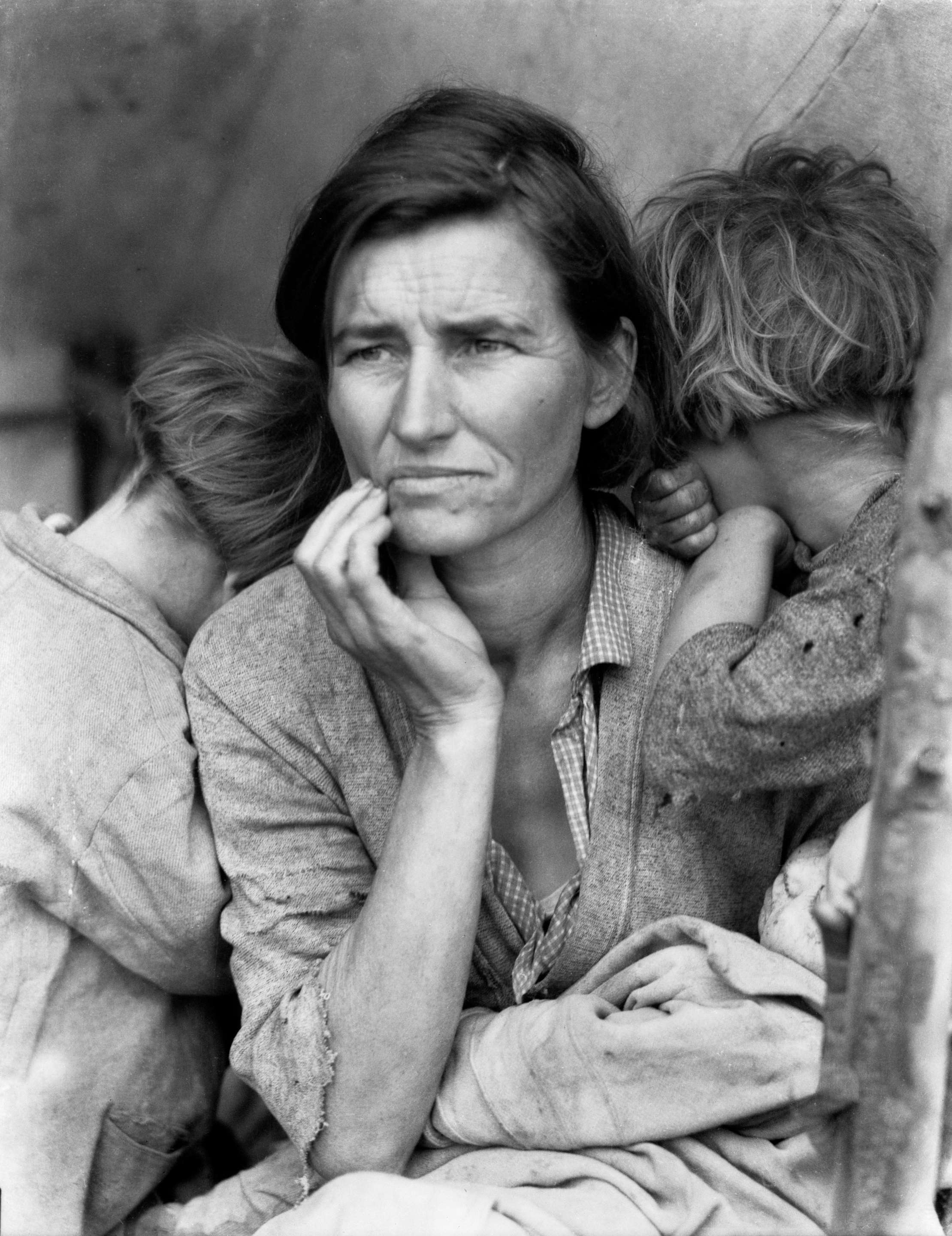 Dorothea Lange. Politics of seeing The Dorothea Lange Collection%252C the Oakland Museum of California%252C City of Oakland.