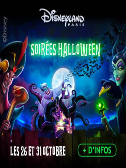 Halloween In Disneyland 2019.Disney Halloween Evening 26 October 2019 Visitparisregion