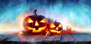 Citrouille d'Halloween   Romolo Tavani