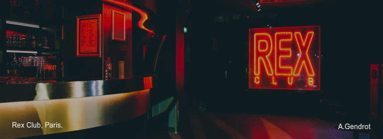 Rex Club, Paris. A.Gendrot