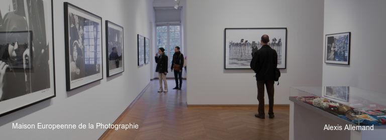 Maison Europeenne de la Photographie Alexis Allemand