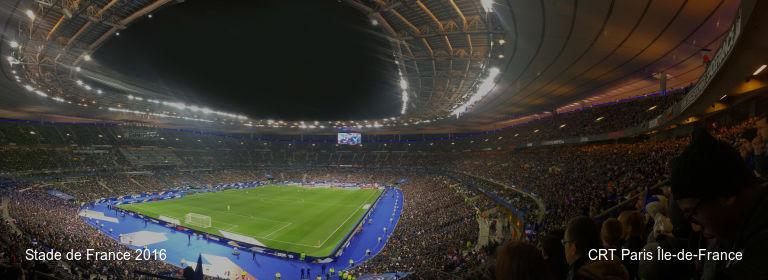 Stade de France 2016 CRT Paris Île-de-France