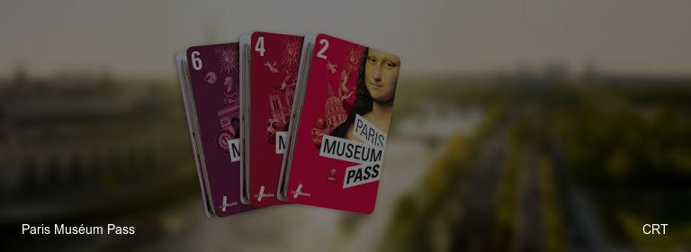 Paris Muséum Pass CRT