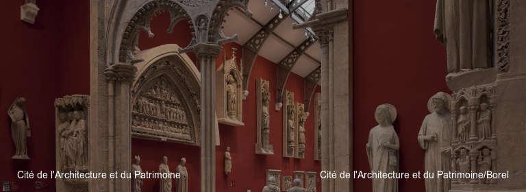 Cité de l'Architecture et du Patrimoine Cité de l'Architecture et du Patrimoine/Borel