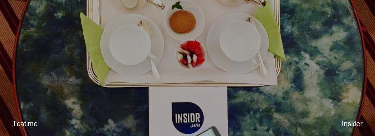 Teatime Insider