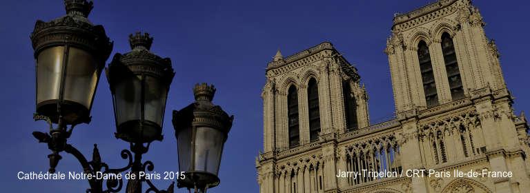 Cathédrale Notre-Dame de Paris 2015 Jarry-Tripelon / CRT Paris Ile-de-France