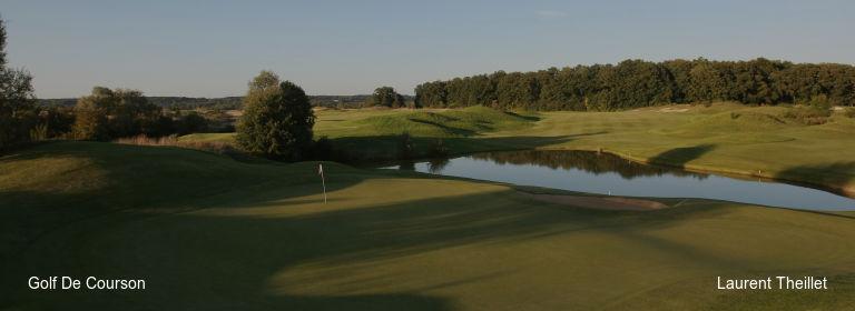Golf De Courson Laurent Theillet