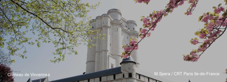 Château de Vincennes M.Spera %252F CRT Paris Ile-de-France