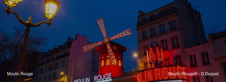 Moulin Rouge Moulin Rouge® - D.Duguet