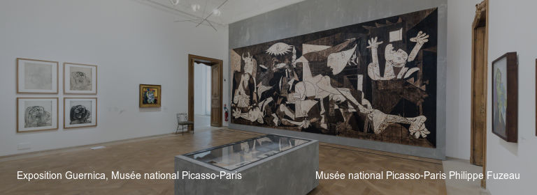Exposition Guernica, Musée national Picasso-Paris Musée national Picasso-Paris Philippe Fuzeau