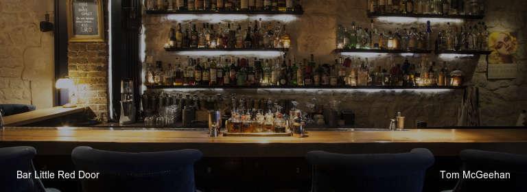 Bar Little Red Door Tom McGeehan