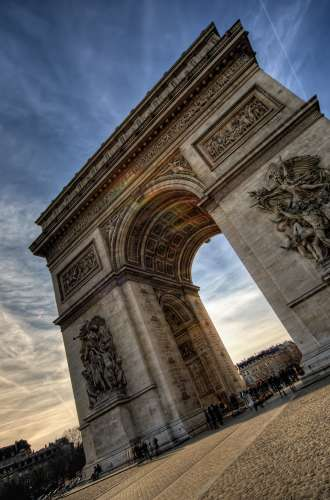 Arc de Triomphe%252C Paris. A.Gelot %252F CRT Paris Ile-de-France