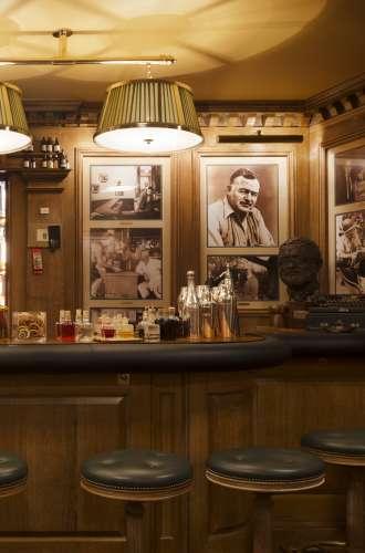 Bar Hemingway Vincent Leroux