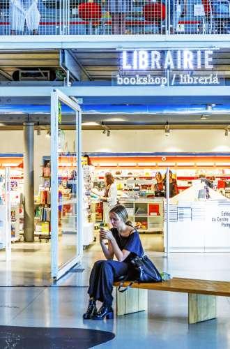 Boutique du Centre Pompidou Capelle Tourn %252F Ooshot %252F CRT Paris Ile-de-France