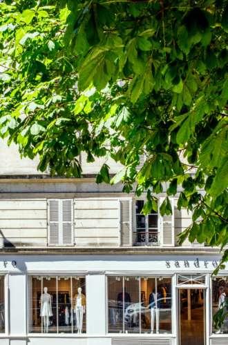 Boutique Sandro Capelle Tourn %252F Ooshot %252F CRT Paris Ile-de-France
