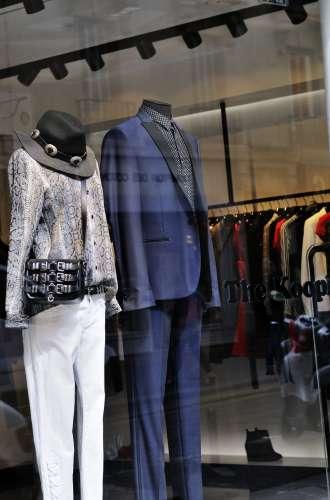 Quartier Montmartre%252C rue des Abbesses%252C boutique de mode The Kooples%252C Paris 2015. Jarry-Tripelon %252F CRT Paris Ile-de-France