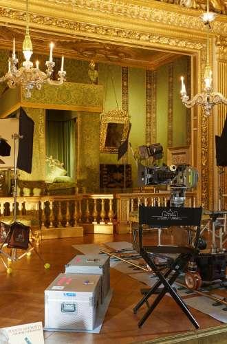 Vaux-le-Vicomte fait son cinéma Guillaume Crochez