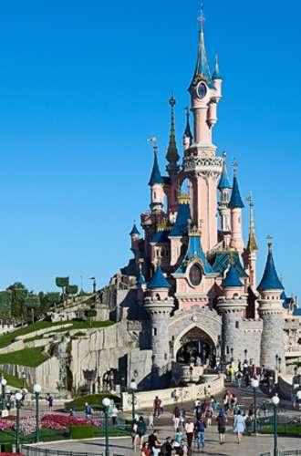 Disneyland Château Vincent Begon