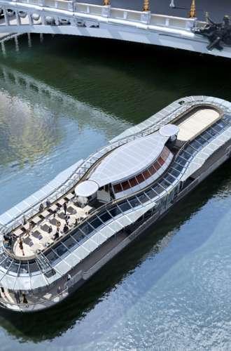 Ducasse sur Seine Seine Design - River Creation