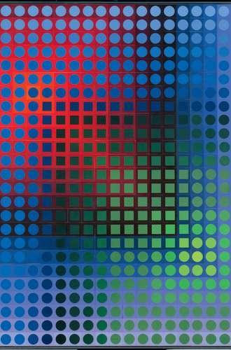 Vasarely%252C le partage des formes Centre Pompidou %252F Philippe Migeat.© Adagp%252C Paris%252C 2018