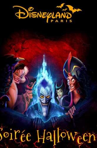 Disneyland Soirée Halloween Disney