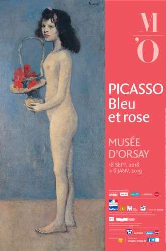 Picasso Bleu