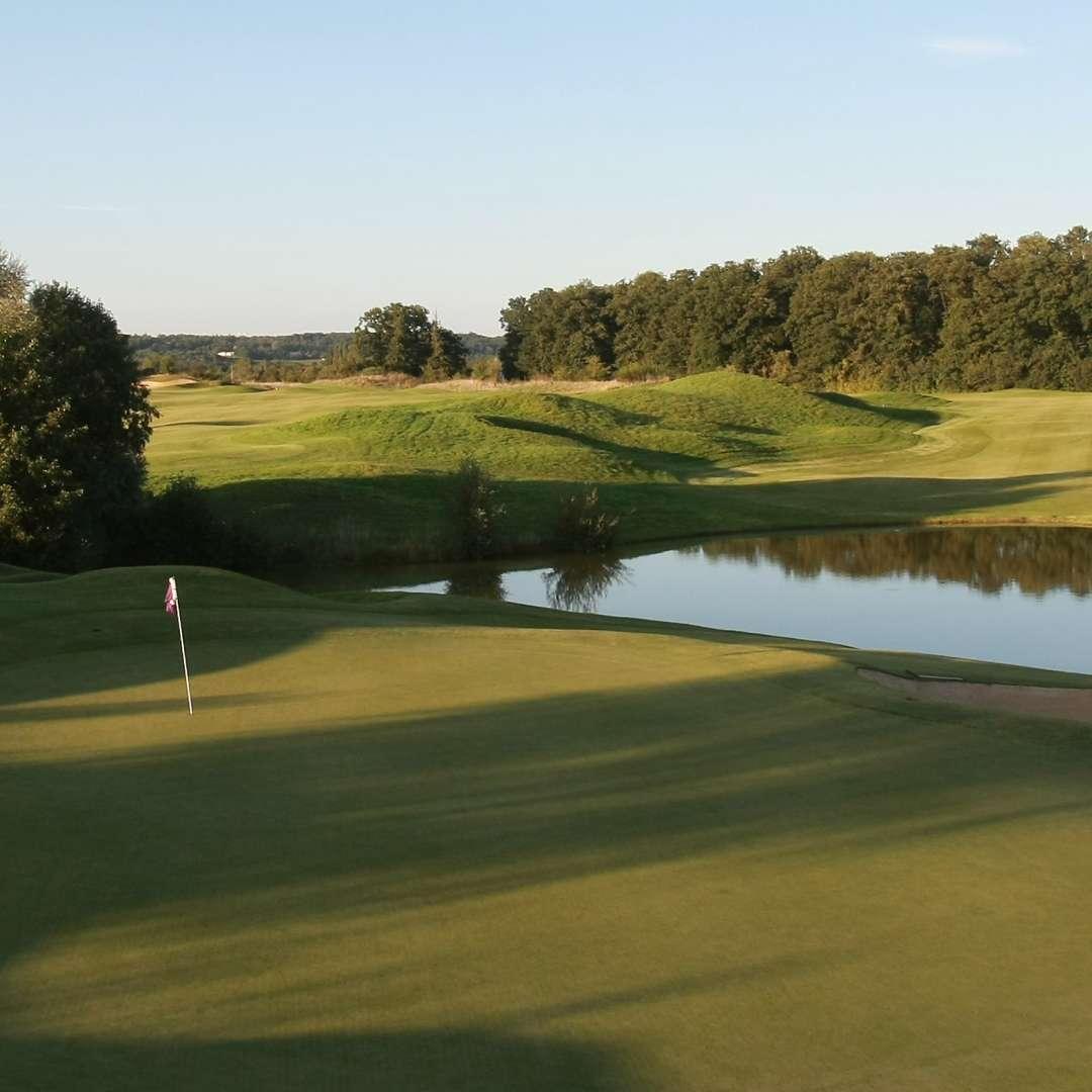 Exclusiv Golf De Courson Stade Francais Visitparisregion