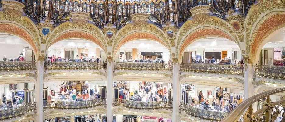 Galeries Lafayette Paris Haussmann | VisitParisRegion