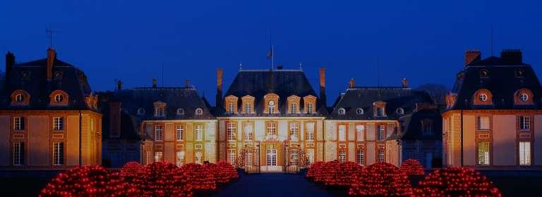 Château de Breteuil Noël 2017 F.Millochau