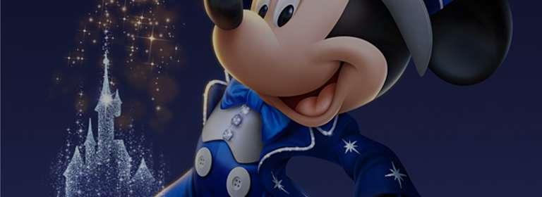 Billet Disney SUPER MAGIC - 1 jour - 2 parcs
